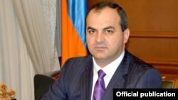 Генпрокурор Армении Артур Давтян, 17 марта 2017 г.