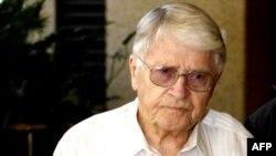 Чарльз Зентаи - обвиняемый Венгрией в военном преступлении