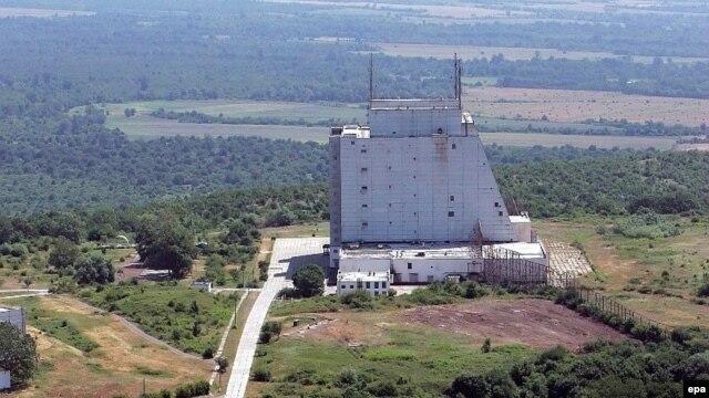 Azerbaijan's Qabala radar station
