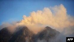 Индонезияның Суматра аралының солтүстігіндегі таулы аймақ. (Көрнекі сурет)