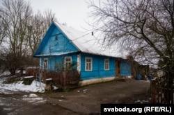 Дом, дзе вырас Тадэвуш Кандрусевіч