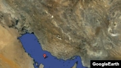 The Persian Gulf as seen through Google Earth