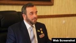 Уполномоченный по правам человека в ЧР Нурди Нухажиев, архивное фото