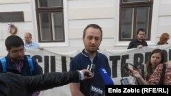 Bernard Ivčić, foto: Enis Zebić