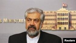 نائب وزير الخارجية الايراني مرتضى سرمدي