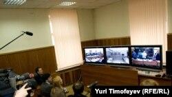Журналисты надеются на возвращение трансляции из зала суда