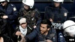 Izbjeglice u Grčkoj