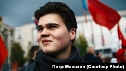 Петр Маняхин, архивное фото