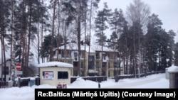 Өзбек коомчулугу жашаган Латвиядагы Суниси кыштагы
