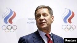 Глава Олімпійського комітету Росії Олександр Жуков