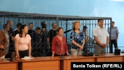 Seven of the defendants recevied sentences of ranging from18 to 23 years.