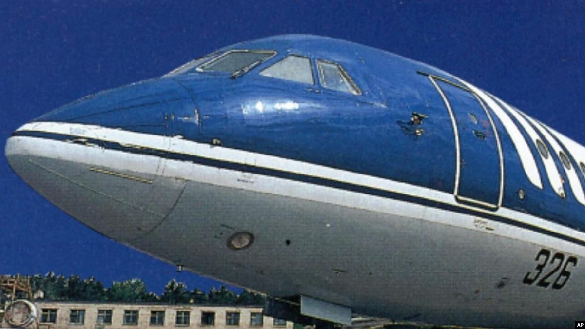 Самолет Utair с неисправным шасси приземлился во Внуково