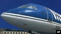 Самолет модели Як-42. (Иллюстративное фото)
