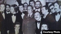 Josip Broz Tito je 60-ih godina održao nekoliko govora u kojem je najstrašnije otpisao modernu umetnost