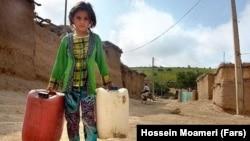 Нехватка питьевой воды в Иране
