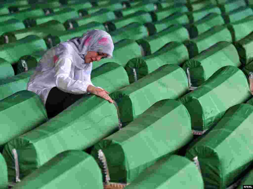 The Srebrenica massacre was the worst atrocity in Europe since World War II.