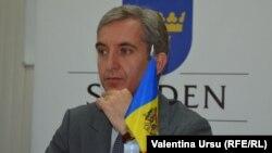 Kryeministri i Moldavisë, Iurie Leancă (ARKIV)