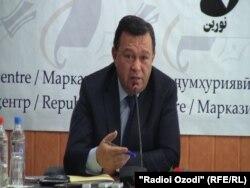 Фарҳод Раҳимӣ.