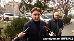 Армен Геворкян, Ереван, 25 января 2019 г.