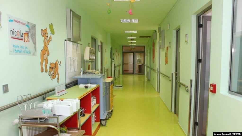 Sistemi publik shëndetësor me shumë donacione