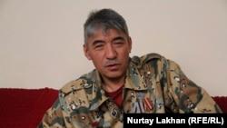 Шынберген Жаукаров, участник ффганской войны 1979–1989 годов.