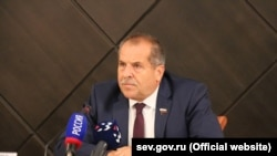 Российский сенатор от Севастополя Валерий Куликов