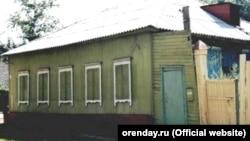 Будинок Шевченка в Оренбурзі. (Фото: orenday.ru)