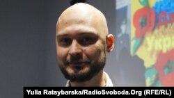 Ветеран війни України з Росією Дмитро Кошка. Дніпро, 8 травня 2019 року
