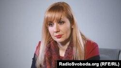 Наталія Воронкова, засновниця «Волонтерської сотні «Доброволя»