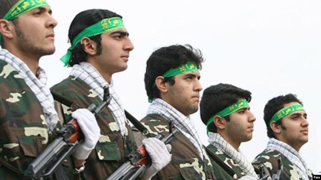 Image result for Basij militia, photos