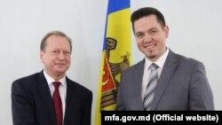 Tudor Ulianovschi și Victor Krijanivski