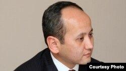 Мұхтар Әблязов, оппозициялық саясаткер.