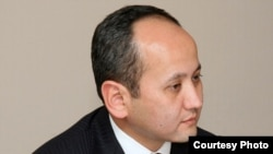 Mukhtar Ablyazov is the former president of BTA bank (undated photo)
