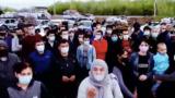 Азия: драка между мигрантами и пограничниками на границе России и Казахстана