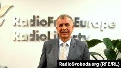 Александр Левченко, экс-посол Украины в Хорватии в 2010 -2017