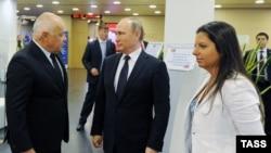 Дмитрий Киселев, Владимир Путин и Маргарита Симоньян