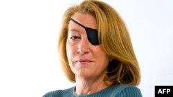 Мэри Колвин, корреспондент Sunday Times, погибшая в Сирии