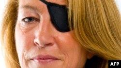 Погибшая в Сирии журналист Мэри Колвин