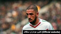 اشکان دژاگه ، بازیکن تیم ملی فوتبال ایران
