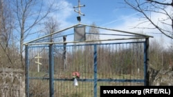 драўляная Сьвята- Мікалаеўская царква