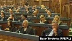 Pamje nga seancat e kaluara të Kuvendit