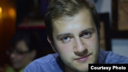 Владимир Делов, граѓански активист.