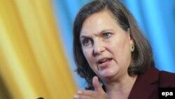 Помощник госсекретаря США Виктория Нуланд.
