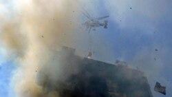 AzadliqLive 19 May - Binanın fasadı niyə yandı? Yanğına görə kim məsuliyyət daşıyır?