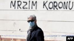 """Графит во Загреб: """"Ја мразам короната"""""""