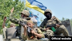 Foreigners can now serve in the Ukrainian armed forces under a new law.