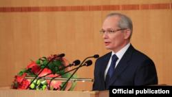 Премьер-министр Правительства РБ Рустэм Марданов