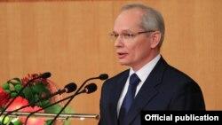 Рустэм Марданов — председатель правительства Башкортостана в 2015-2018 гг.