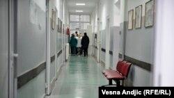 Bolnica, arhiv