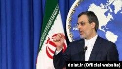 Представник міністерства закордонних справ Ірану Хосейн Джабер Ансарi